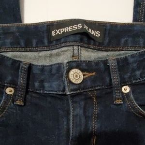 Express Jeans-Barely Boot Stella Low Rise - Sz 4s